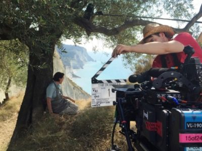 Filmmaking, Creativity and Storytelling through teaching (one week course in Corfu)
